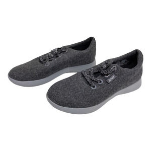 Jambu JSport Dark Gray Wool Arrow Sneakers 10